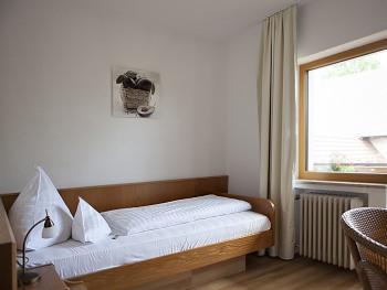 Einzelzimmer-Standard-Ensuite Dusche-Balkon