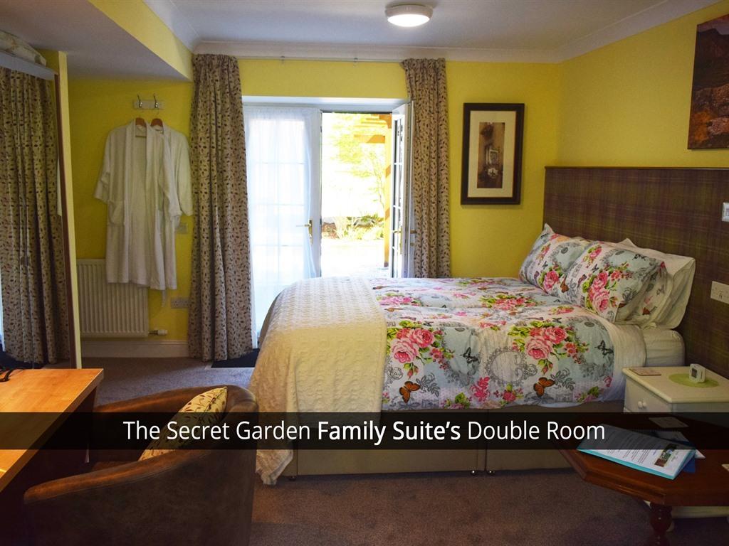 B & B Secret Garden - Family Suite
