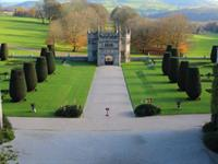 "<font color=""#1A5707"">Lanhydrock House and Gardens - 8 Miles (12.8 Km)"