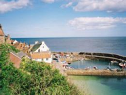 Package Holidays in Crail