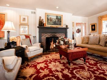 Guest Common Area - Relax in The Inn's Gathering Room