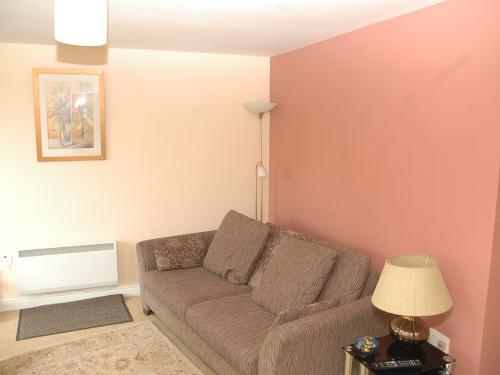 Lounge area, Family Suite