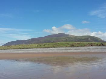 Black Combe from Silecroft beach