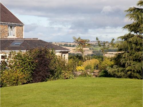 Autumn view over the Derwent Valley