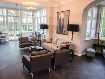 Herrenhaus Röddelin Villa bis zu 10 Personen