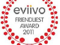 eviivo Friendliest Award