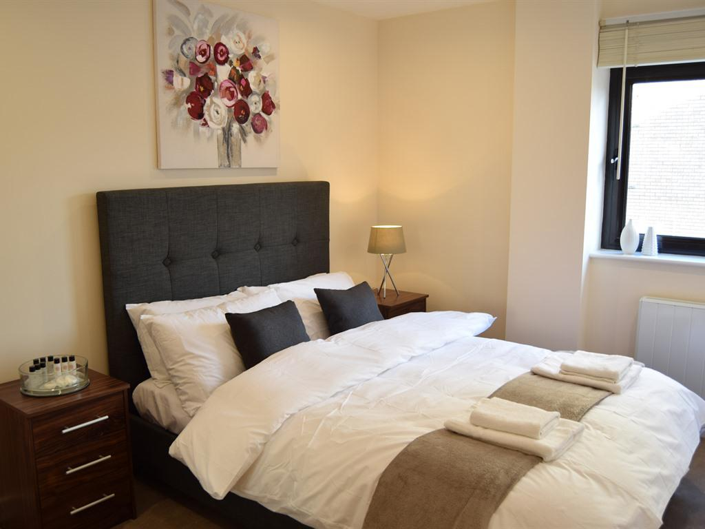 Apartment-Apartment-Private Bathroom-Two Bedroom with Sofa Bed