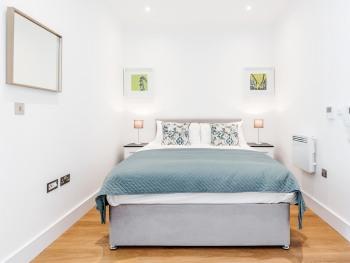 Attractive Atria Apartments - Double bedroom