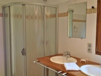 douche et vasques