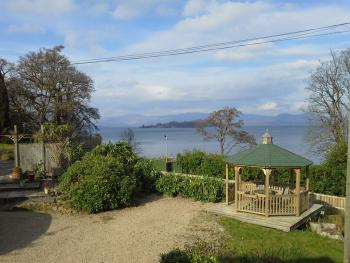 Bruach Lodge - View from Bruach Lodge