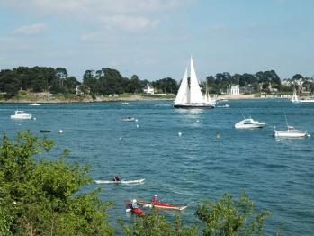 Activités nautiques dans le Golfe du Morbihan