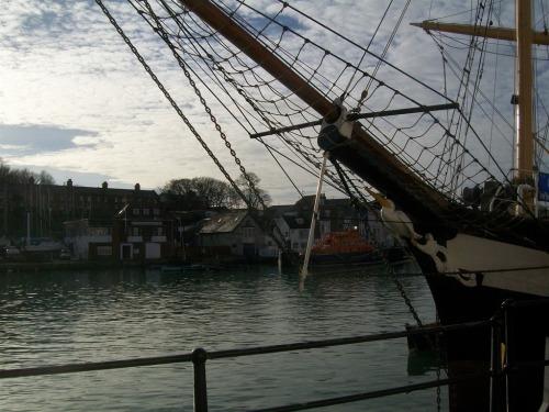 Across Harbour