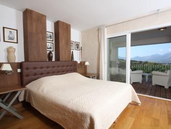 Chambre Villa Sabina