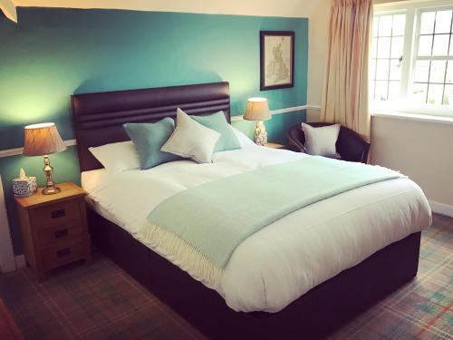Sonning lock double room