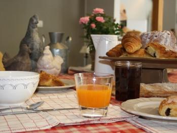 Une idée du petit déjeuner