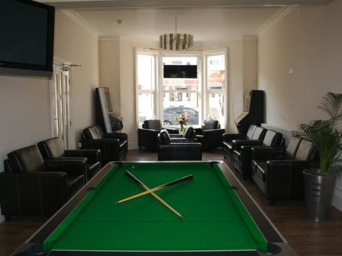 Games Room, FREE Nintendo Wii and Wii Fit, FREE Board Games, Pool Table, Fruit Machines, Arcade Machines