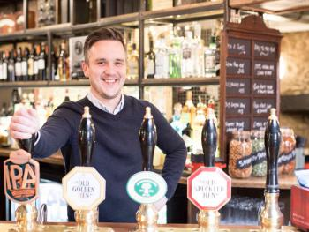 Duncan and his team look forward to welcoming you to Jacobs Plough