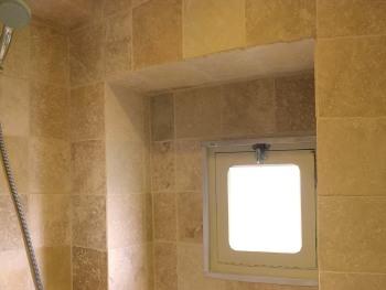 douche du 1er étage
