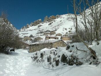 Hostal Nevandi alrededores