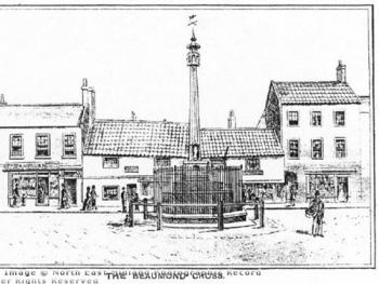 Beaumond Cross Monument