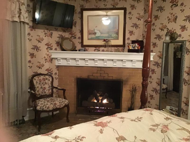 The Fireplace Room #3