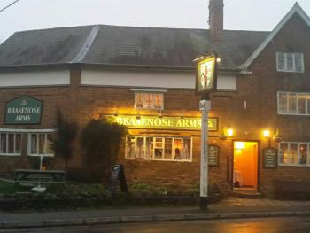 The Brasenose Arms -
