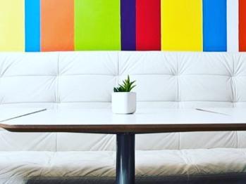 Breakfast Room Feature Wall