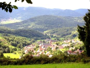 Breitenbach, vallée de Villé, au coeur de l'Alsace