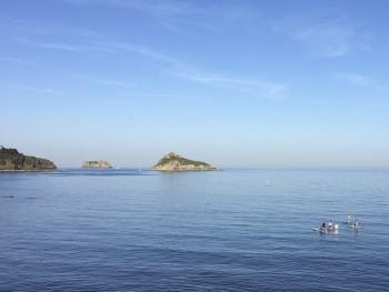 Beautiful Meadfoot Bay