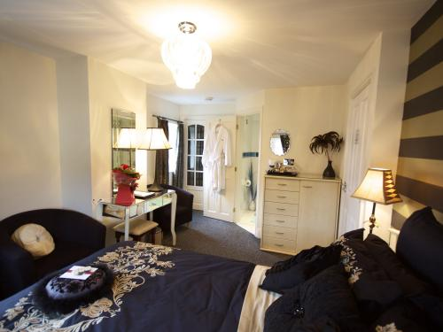 Strumble Kingsize double ensuite room