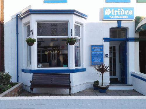 Strides Hotel Hornby Road Blackpool