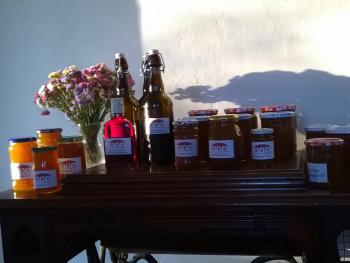 Home-made produce