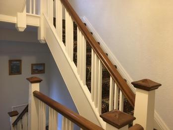 Landing/stairs
