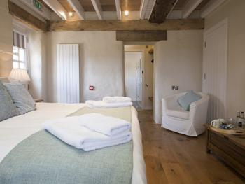 Double room-Luxury-Ensuite-Mill