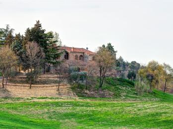 Il Casale dall'esterno