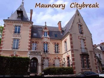 Maison Maunoury chartres