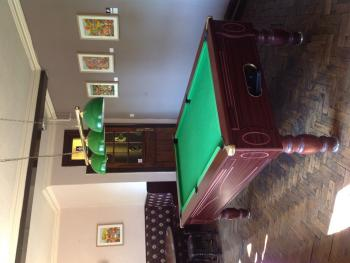 Traditional games room