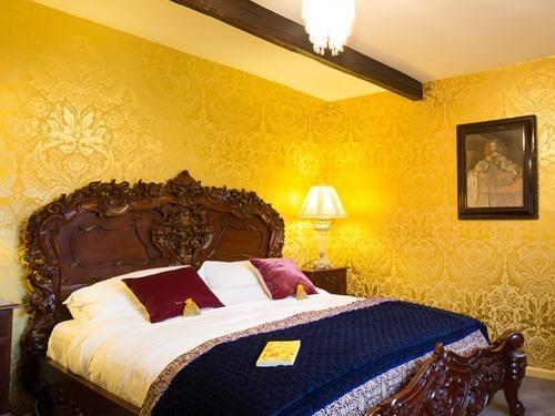 Double room-Luxury-Ensuite-The Rococo Room