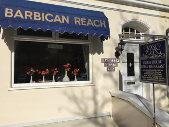 Barbican Reach Guest House - Welcome to 'The Best Little Guest House in Plymouth!'