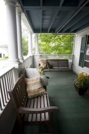 Our Cozy Porch