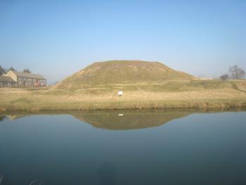 View of Castle Mound