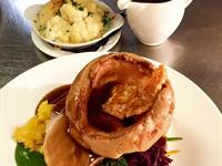 Sunday Lunch *Booking Advised*