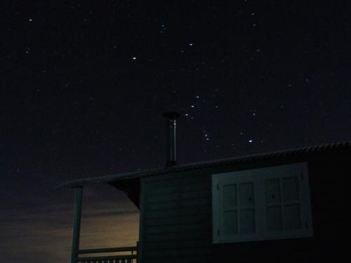 Star gazing from Leveret