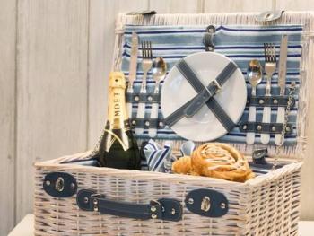 Prepared Picnic Basket