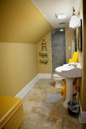 Sunflower Room Bathroom