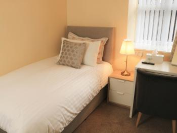 Single Deluxe Ensuite - Sleeps 1