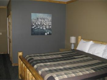 Double room-Ensuite-Standard-King Standard - Base Rate