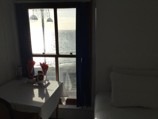 Single room-Shared Bathroom-Sea View
