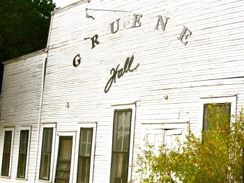 Historic Gruene, TX - 3.5 miles from the Comal Inn