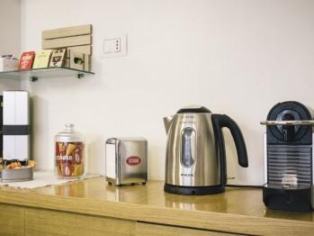 Angolo tisaneria e caffè